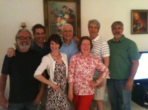 decouto family all seven- Jean, Tony, Mark, Matthew, John, David Luke and Lisa